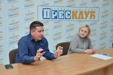 Олександр Сосонський та Ольга Гріднєва, фото - Олена Карпенко