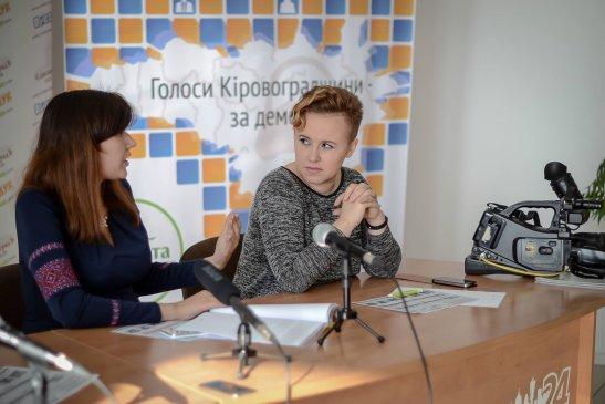 Олена Горобець і Вікторія Талашкевич, фото - Олена Карпенко