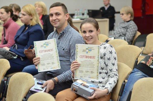 Десять переможців Конкурсу за програмою «Регіональні Голоси за Демократію»