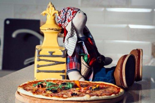 "Пиццерия ""Chilli Pizza"": Wellcome!"