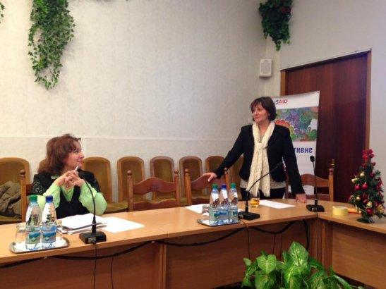 Олена Панченко, БФ «Здоров'я жінки та планування сім'ї»