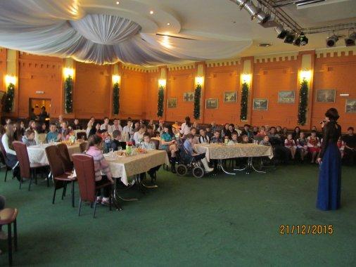Янголятко: Фестиваль для дітей з обмеженими можливостями