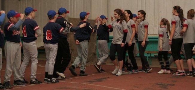 «Зимние каникулы» кировоградских бейсболистов