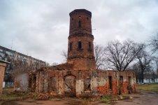 Водонапірна вежа - Олександрія
