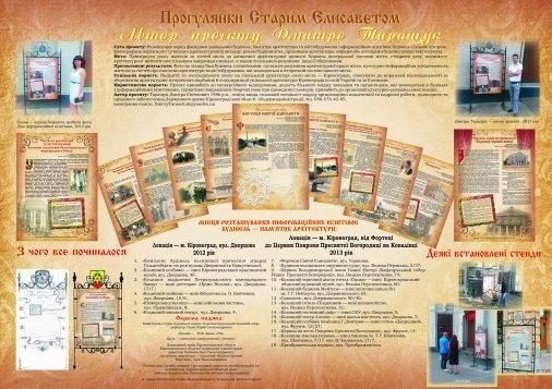 Безкоштовні аудіо-екскурсії по Кіровограду