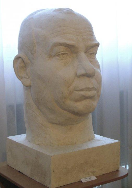 У художньому музеї вшанували людину-легенду