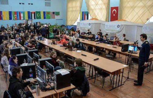 Первый Global Game Jam  в Украине состоялся