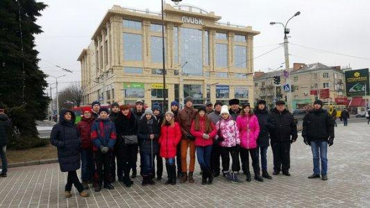 """Творча зустріч оркестру """"Зміна"""" на Волинщині"""