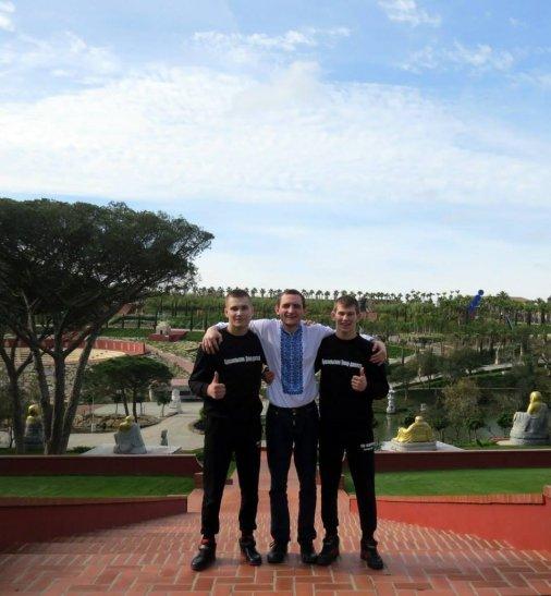Кировоградские спортсмены собираются в Италию