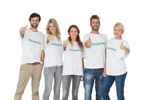 Як мотивувати волонтерів?!