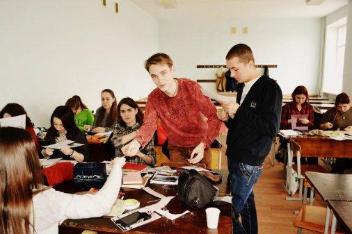 Startup: Тренінгова програма із проектного менеджменту для молоді