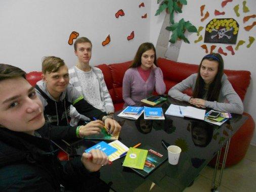 Права дитини - очима кіровоградських ліцеїстів