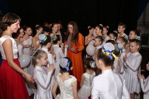 Кіровоградці співали і танцювали на одній сцені із Могилевською