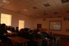 Тренінг щодо основ створення відеороликів для учасників кінофестивалю