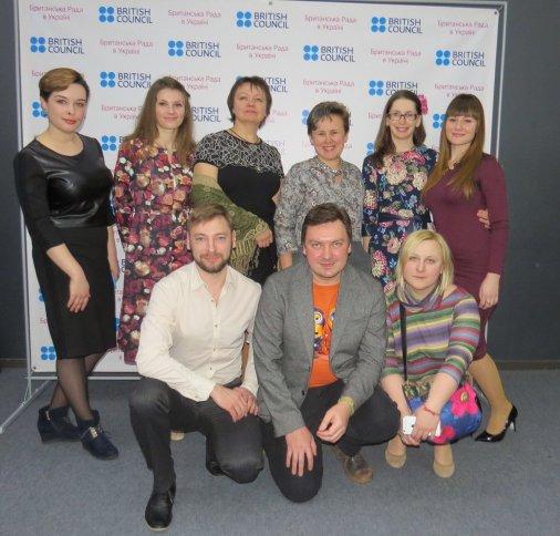 Новий рік програми «Активні Громадяни» на Кіровоградщині