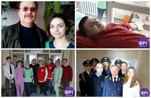 У Кіровограді сотня жителів стали донорами