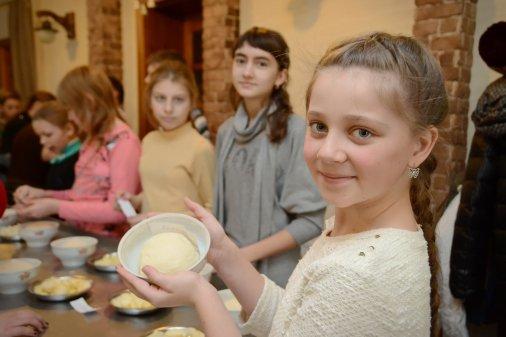 Кулінарія як освітній предмет: Школярі переймають досвід рестораторів