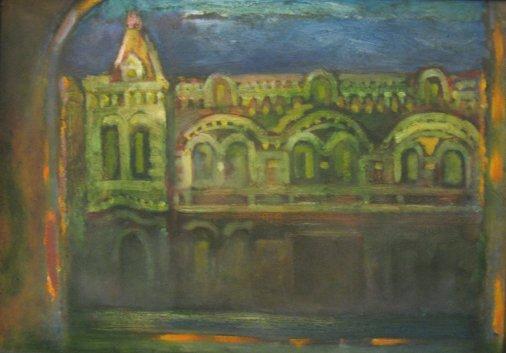 Левова частка перлин архітектури міста належить Якову Паученку