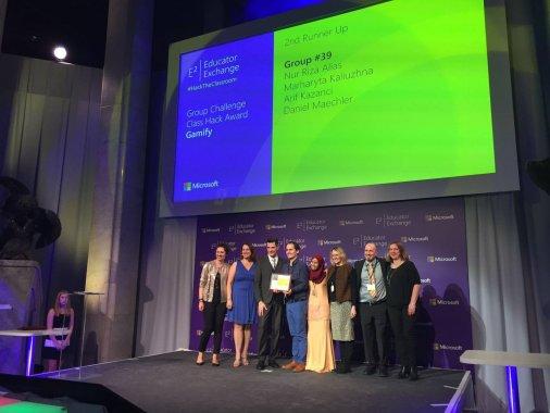 Кіровоградка стала однією з найкращих на конкурсі вчителів-новаторів у Будапешті