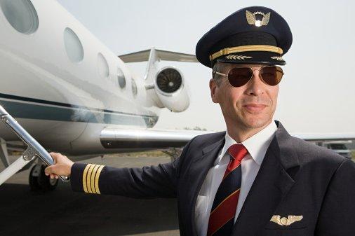 Конкурс серед майбутніх пілотів