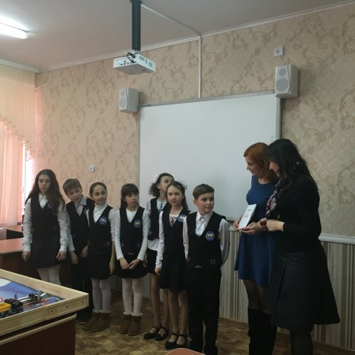 Школа №18 здобула перемогу у конкурсі ЮніорБанку