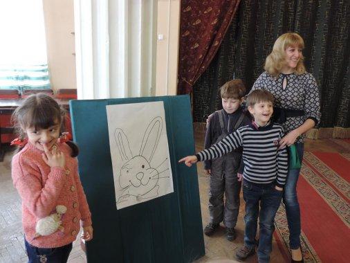 День читаючої родини «Читаю - граю - малюю»