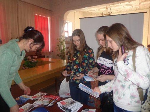 Збережи здоров´я: Дізнайся більше про туберкульоз та СНІД
