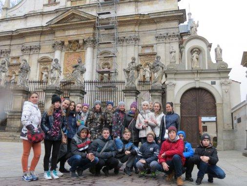 Як кіровограці Прагу підкорювали