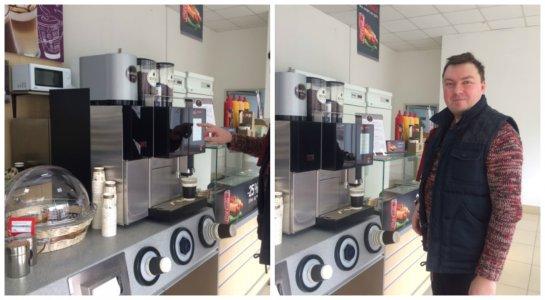 ОККО: Теперь кофе на АЗС готовим сами!