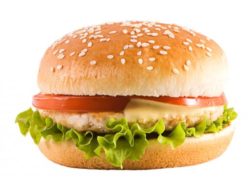 """Бургер, круасан та штрудель скуштуйте у кафе """"Філіжанка"""""""