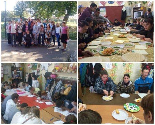 Mifgash & Volunteer Community: Движение помощи обездоленным в Кировограде