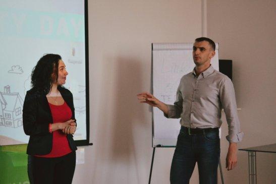 Олена та Юрій Козачинські, фото - Вікторія Гапоненко