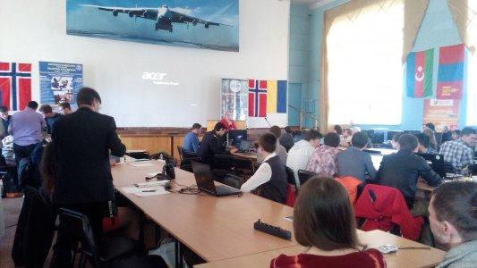 ПриватБанк підтримав проведення NASA Space Apps Challenge Kirovograd