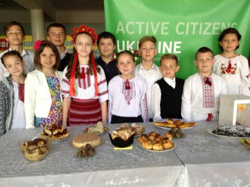 Ярмарок смаколиків пройшов у Новоукраїнці