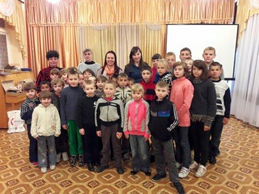 Счастье для детей из Новой Праги