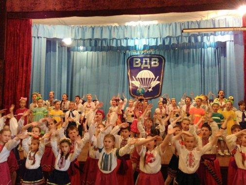 Юні таланти привітали кіровоградських спецпризначенців