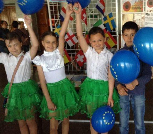 Сьомий Єврофестиваль сколихнув Новоукраїнку!
