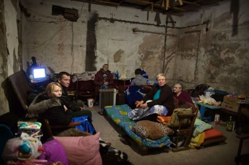 Україна посіла 4 місце у світі за кількістю ВПО, які тікають від конфлікту