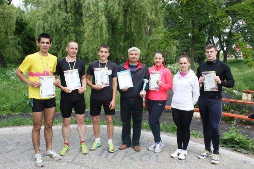 Врятували свій престиж: На змаганнях з легкої атлетики перемогли... рятувальники!