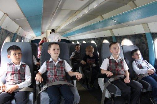 Виртуальный полет - для каждого школьника!