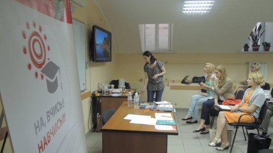 Вікторія Талашкевич розповіла киянам про Великодній Благодійний Аукціон