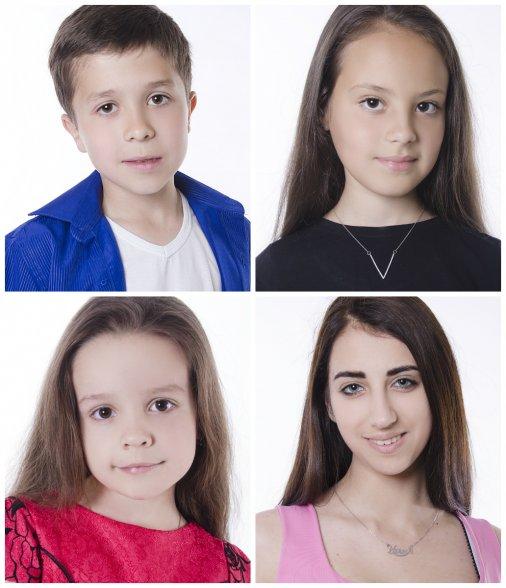 В интернет-голосовании победили четверо чудесных детей
