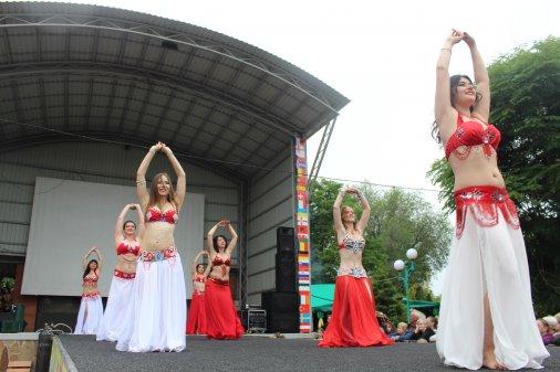 У Дендропарку відбувся Фестиваль Східного Танцю