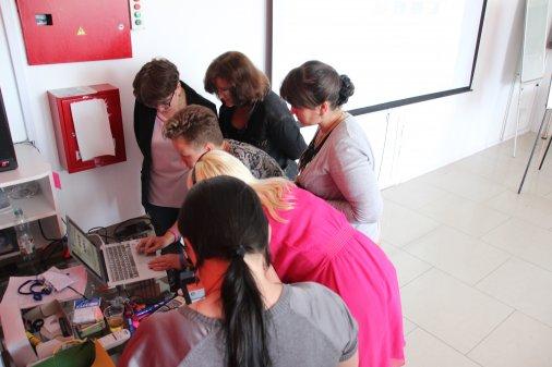 Будувати цифрову стратегію вчились кіровоградські жінки