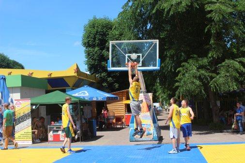 Kirovograd Streetball Challenge: Кіровоград vs Кривий Ріг