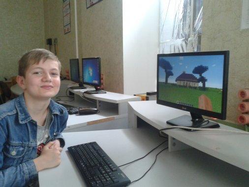 Minecraft для школярів