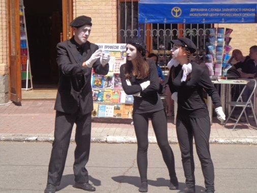 Оutlet-містечко для молоді працювало в Кіровограді