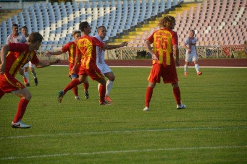 «Зірка» зіграла проти «Черкаського Дніпра».