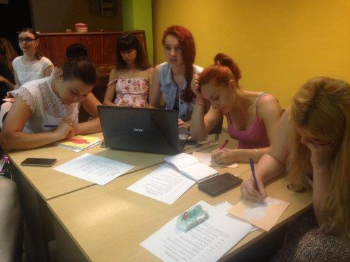 Суботній день для активних дівчат пройшов у навчанні