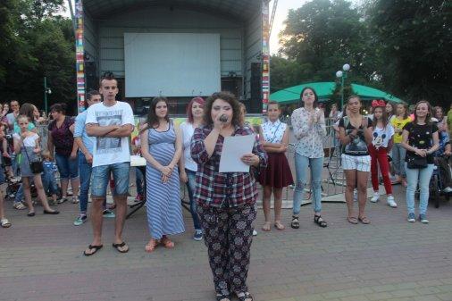 """Проект """"Караоке у Дендропарку-2"""" продовжує відкривати нові таланти"""